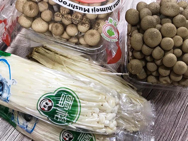 Fresh Ingredients Saladroom SG