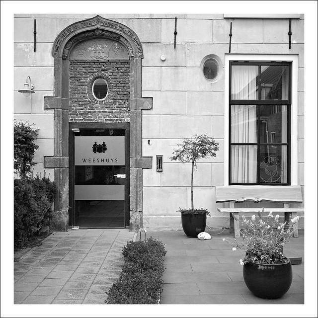 Oude Weeshuis (Old Orphanage) Harlingen