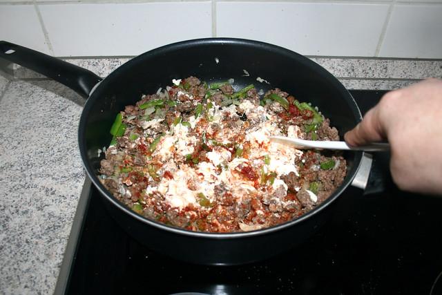 27 - Let cream cheese melt / Frischkäse weich werden-lassen
