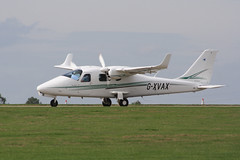 G-XVAX Tecnam P2006T [076] Sywell 300819