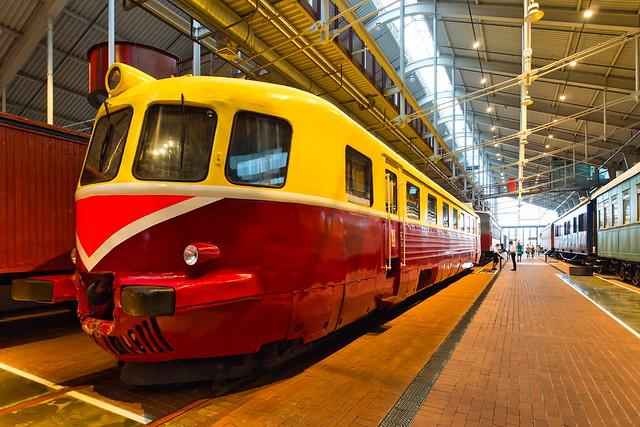 Russian Railway Museum 12