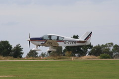 G-TYER Robin DR 500 200i [0021] Sywell 300819