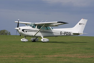G-PDSI Cessna 172N [172-70420] Sywell 310819 (2) | by peterolding