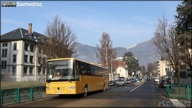 Mercedes-Benz Intouro – Transdev Mont Blanc Bus n°743