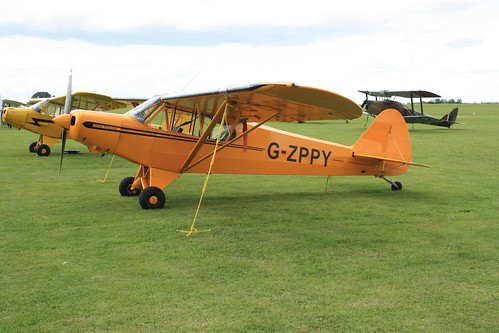 G-ZPPY Piper L-18C-95 [18-2065] Sywell 010919 | by peterolding