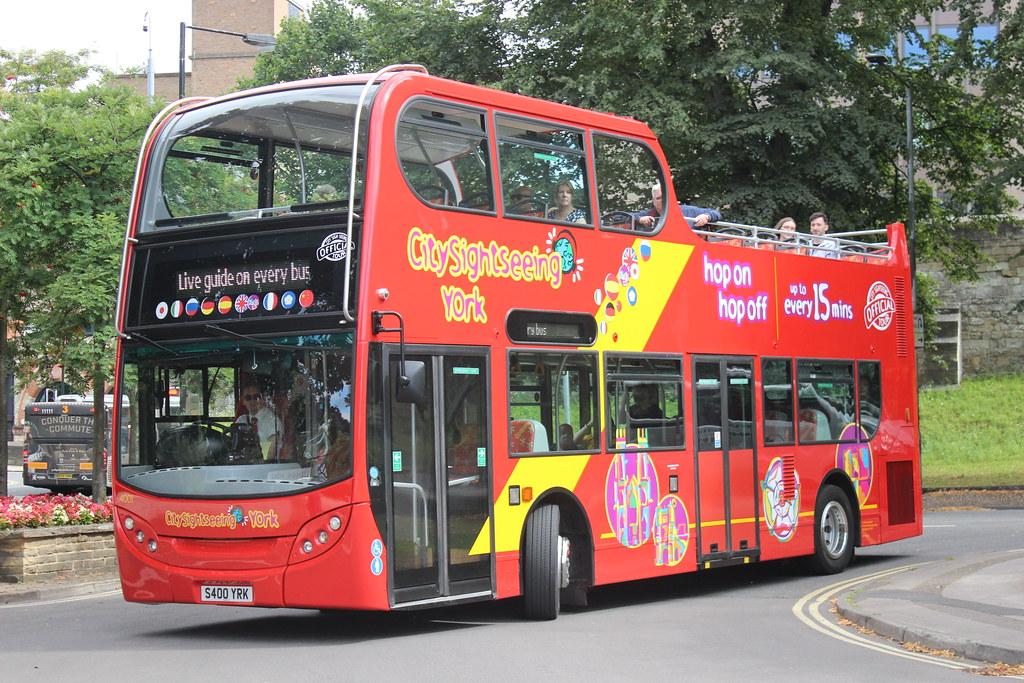 Transdev Yorkshire Coastliner 4001 S400YRK