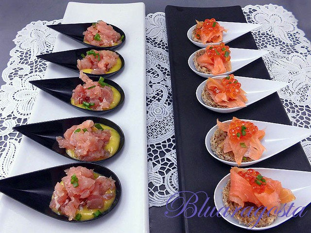 03-finger food di tonno e salmone