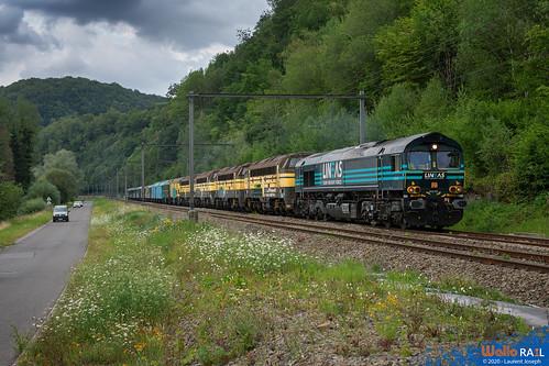 513-10 lineas z93440 ligne 43 esneux 2 aout 2020 laurent joseph www wallorail be