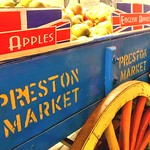 Preston Market wagon