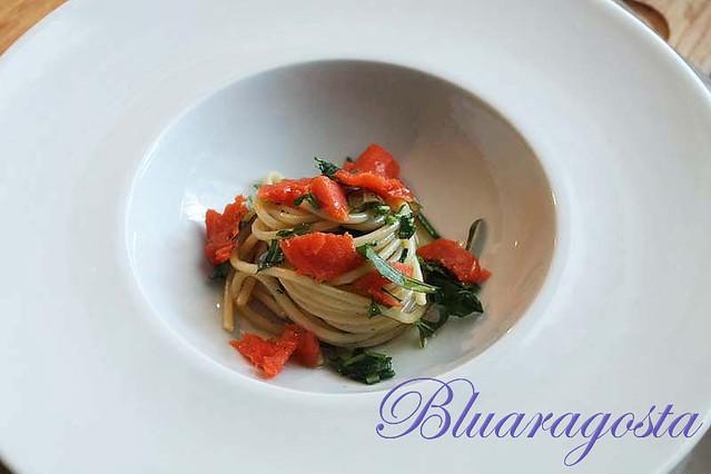 04-spaghetti rucola e salmone marinato