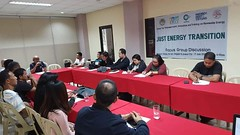 FGD on Just Transition with energy and transport workers (26 June 2019)