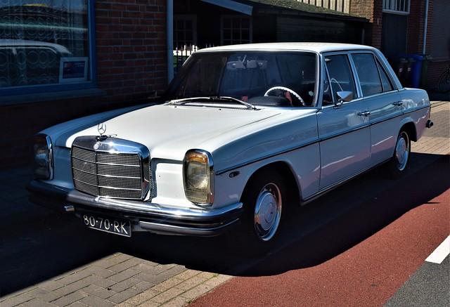 Mercedes-Benz 200D 1971