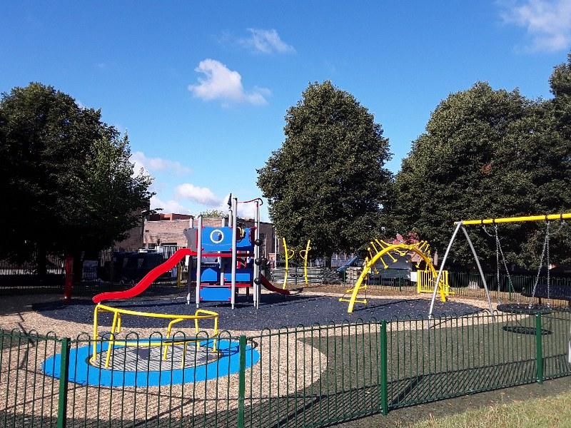 Canal Way Playground
