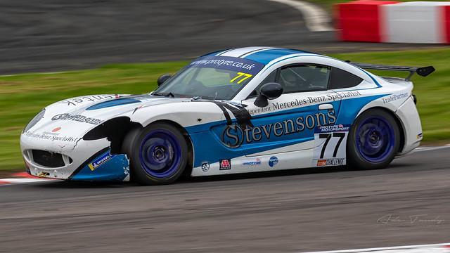 77 Raceway Motorsports Ginetta G40 Cup