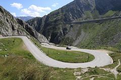 Gotthard Südrampe Tremola