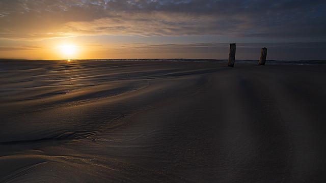No. 1076 Warm sunset
