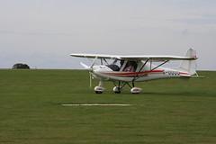 G-UUUU Ikarus Comco C-42 [1408-7336] Sywell 300819