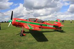 G-SUUK Sukhoi Su-29 [N1001-001] Sywell 010919