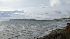 Compton Beach and Freshwater Bay