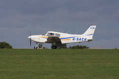 G-SACR Piper PA-28-161 [2841046] Sywell 310819