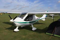 G-RILA Flight Design CTSW [06-08-11] Sywell 310819