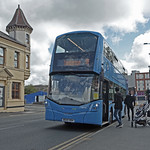 New Preston Bus