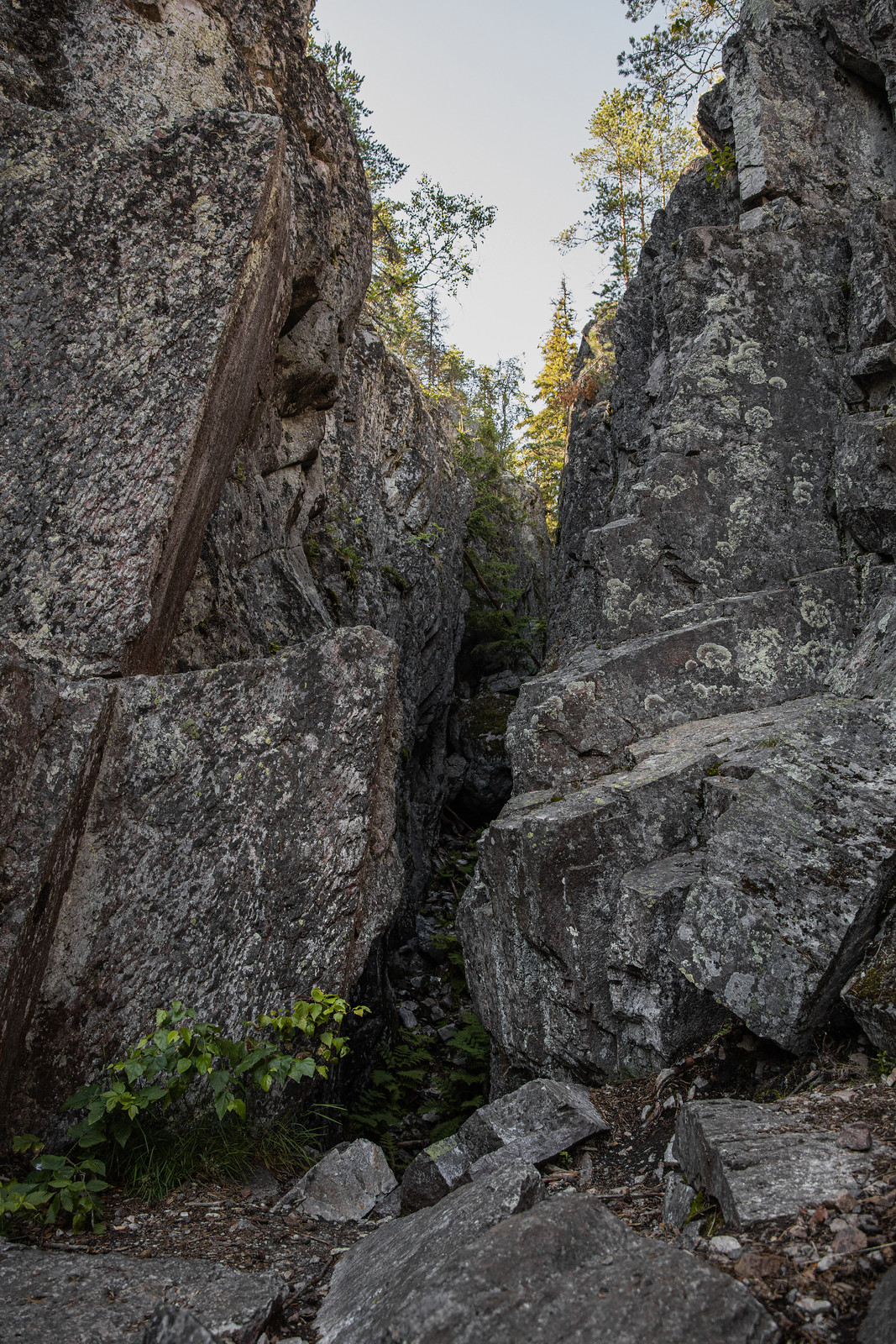 Pirunpesä | Salpausselkä Geopark