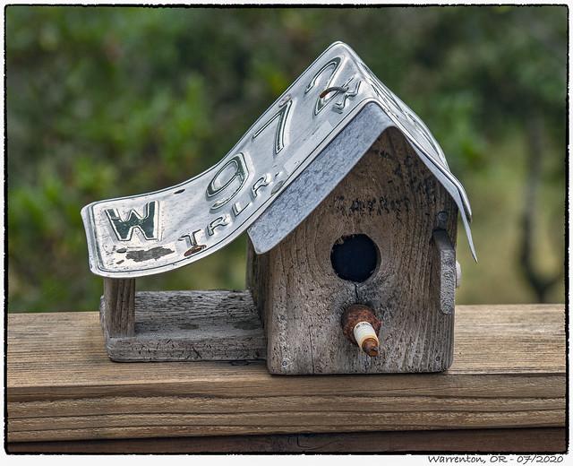 Licensed Birdhouse