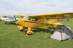 G-VAGA Piper PA-15 [15-248] Sywell 300819