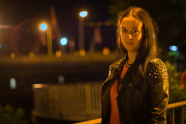 Sabrina Weber/ Konstanz Nacht