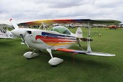 G-OZIP Aviat Eagle II [249] Sywell 310819