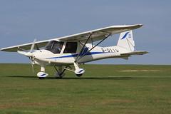 G-OTTS Ikarus Comco C-42 [1407-7346] Sywell 310819