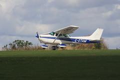 G-OTAM Cessna 172M [172-64098] Sywell 010919