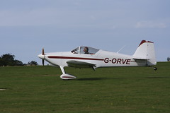 G-ORVE Vans RV-6 [21710] Sywell 310819