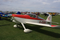 G-OORV Vans RV-6 [24319] Sywell 300819