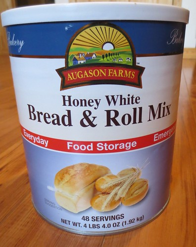 Augason Farms Bread & Roll Mix