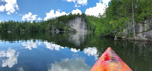 summer lake ontario canada landscape outdoors kayak peace pano calm kayaking daytime waterscape rockwood wideopen iphonecanada