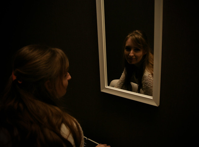 Cousin in the Mirror