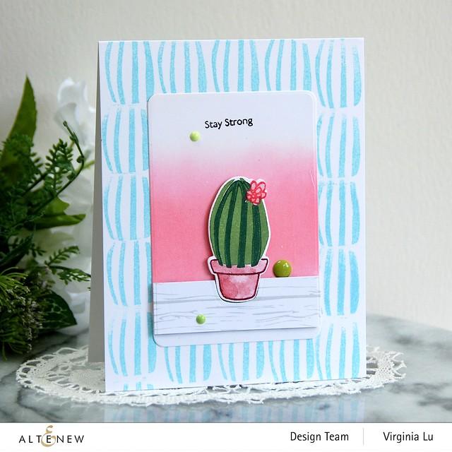 Altenew-MD Cactus#1