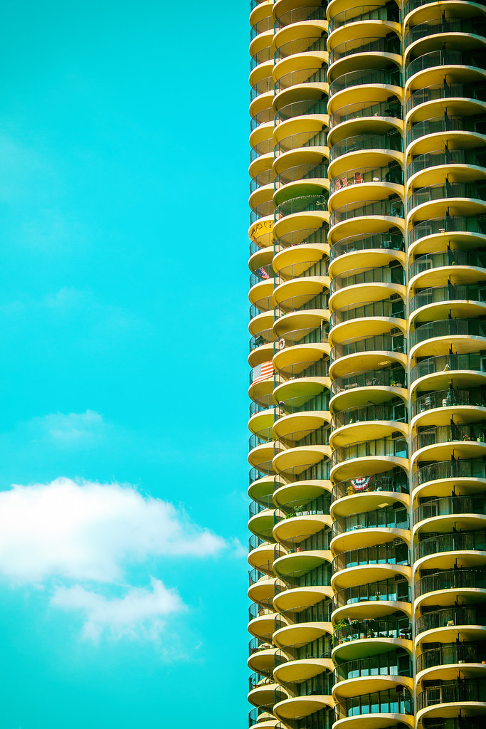 This is Called Marina City by Thomas Hawk