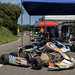 Karting at the Sorel Loop