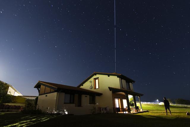 La ISS, de horizonte a horizonte