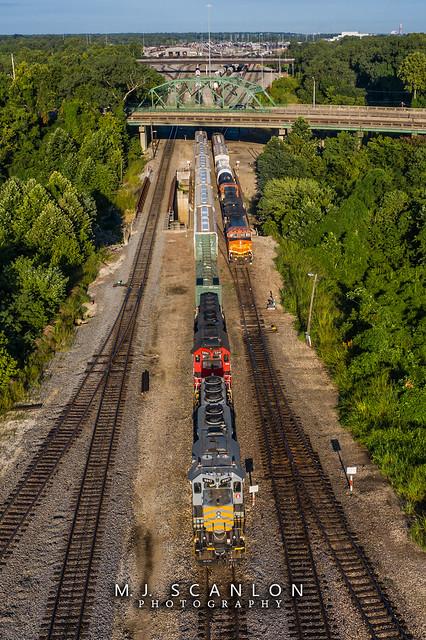 GTW 5947 | EMD SD40-3 | CN Harrison Yard