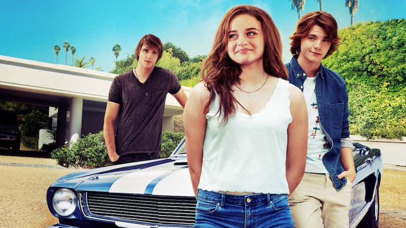 The cast Joey King and Jacob Elordi
