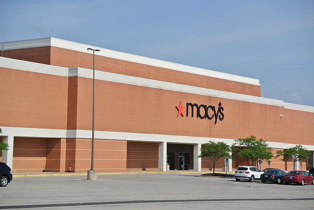 Macy's Glenbrook Square Mall Fort Wayne IN
