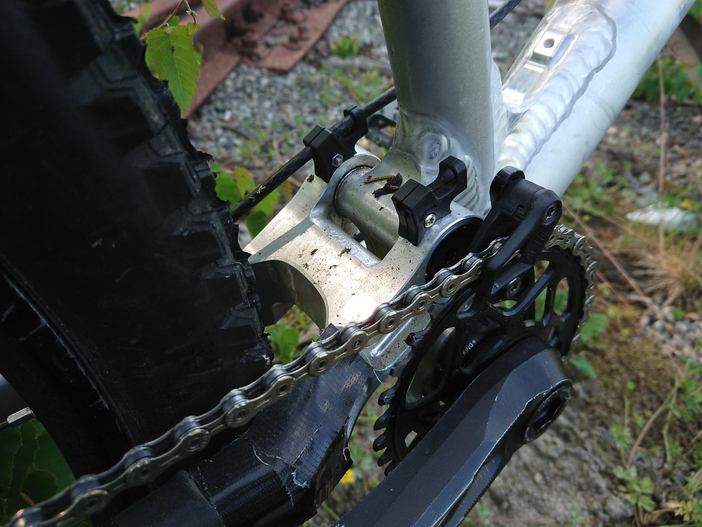 Cable routing