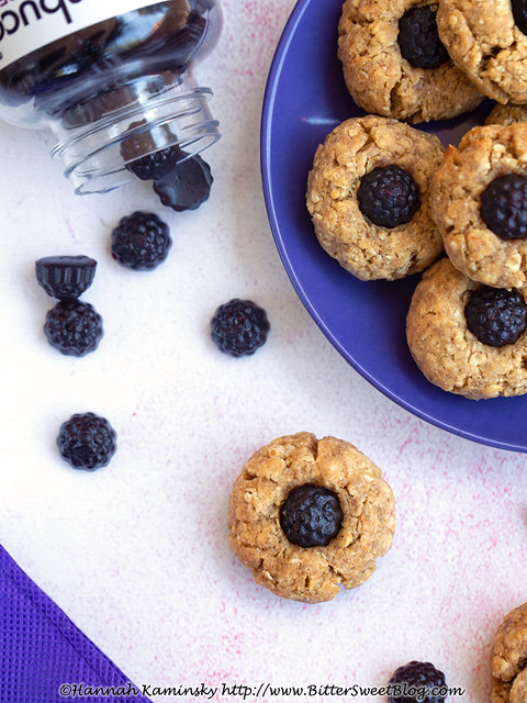 Elderberry Thumbprint Cookies