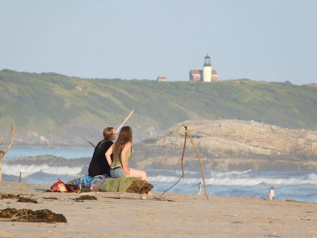 Popham Beach Maine