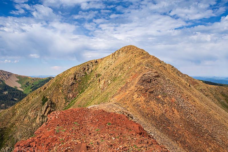 Sockrider Peak