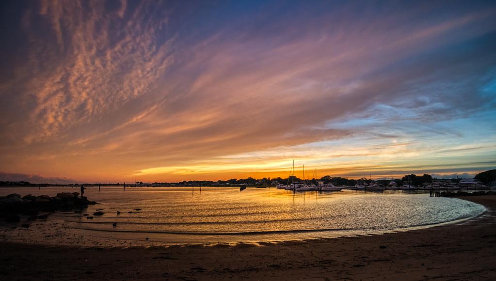 An Evening at Clinton Town Beach (10)